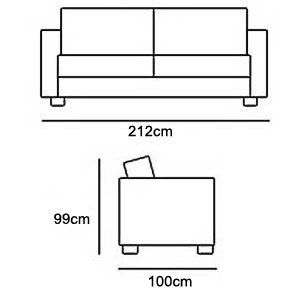 3 Seater from £1015