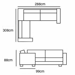 4x3 Corner from £3,580