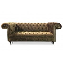 Balmoral Fabric Chesterfield Sofa