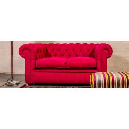 Buckingham Tudor Fabric Sofa