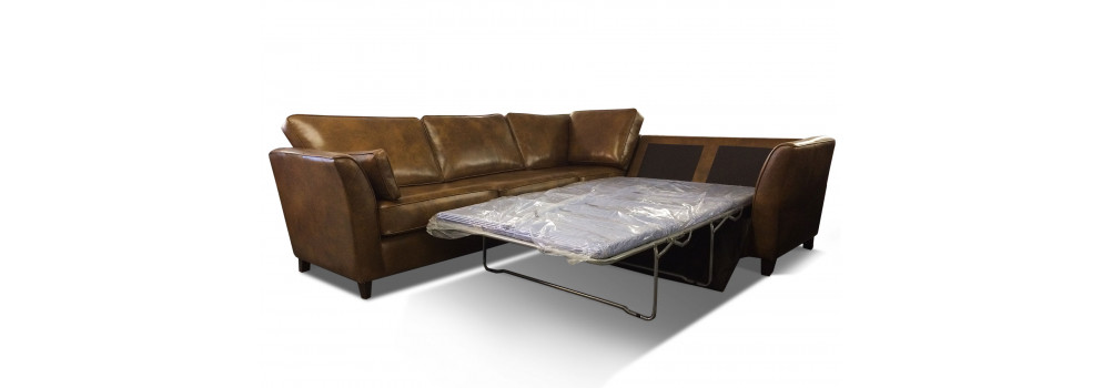 Melbourne Corner Sofa Bed