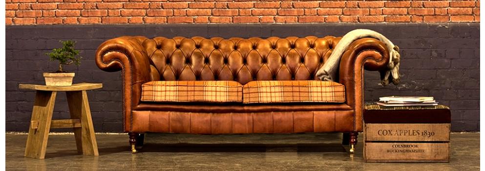 Balmoral Chesterfield Sofa