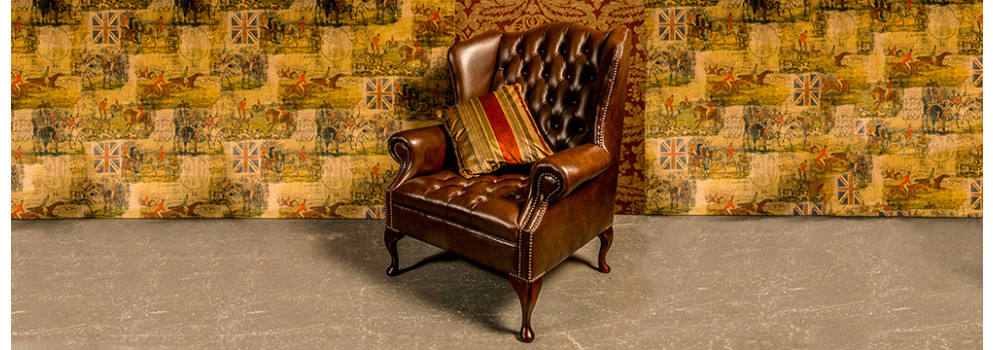 Blenheim Chesterfield Chair