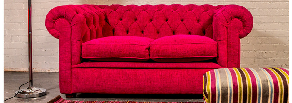 Buckingham Tudor Fabric Sofa