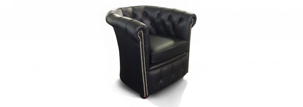 Byron Chesterfield Tub Chair