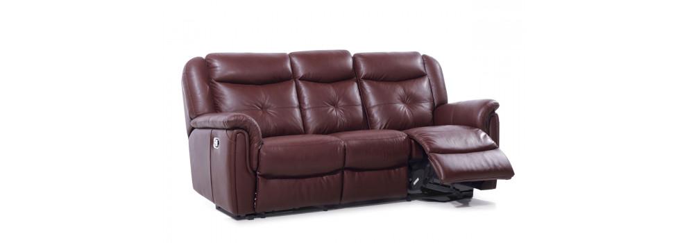 Clarence Recliner Sofa