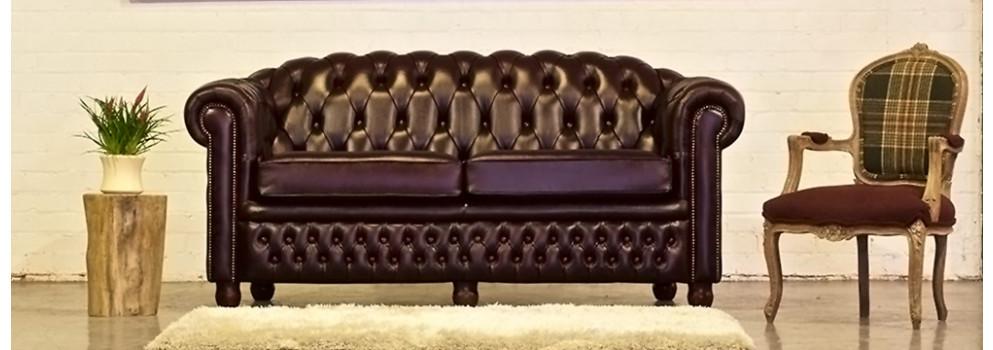 Highlander Chesterfield Sofa