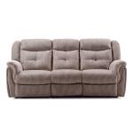 Clarence Fabric Recliner Sofa