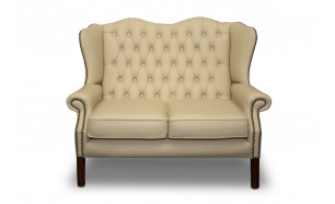Blenheim 2 Seater in Shelly Cottonseed
