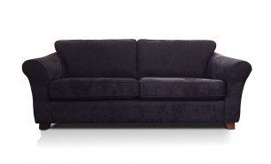 Astor 3 Seater in Macrosuede Neptune