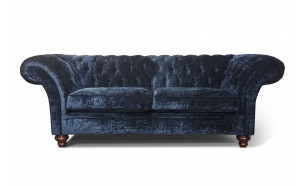 Castleford 3 Seater in Luxor Cobalt