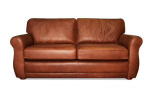 Harlow 3 Seater in OE Wine