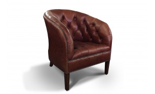 Jasper Chair in OE Chestnut