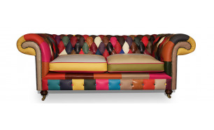 Balmoral Patchwork Sofa