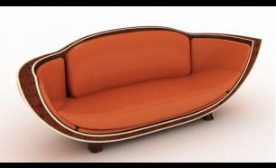 The Crescent in RC Mandarin semi aniline leather.