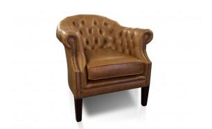 Tiffany Chair in OE Tan