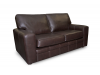 Branco 2 Seater in Shelly Dark Chocolate