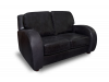 Richmond 2 Seater in OE Black
