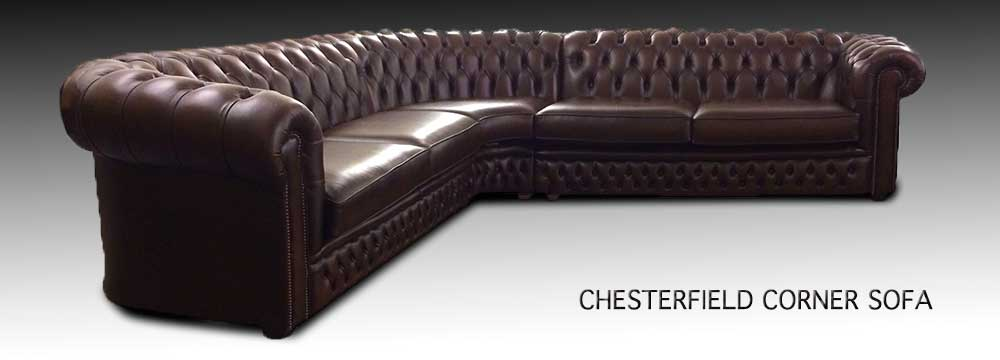 Chesterfield Corner Sofa