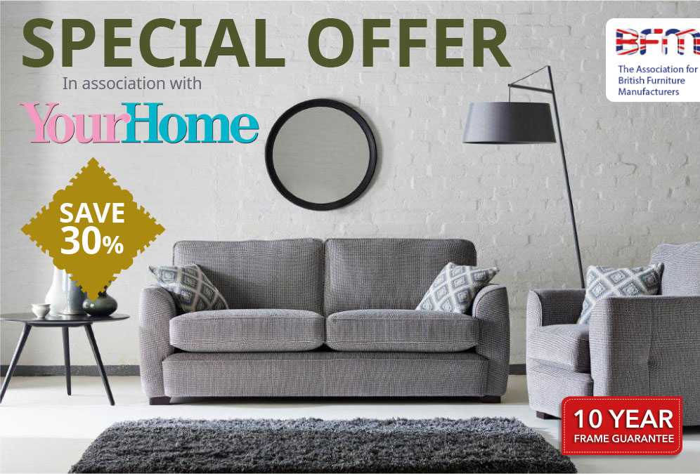 Sofa out offer